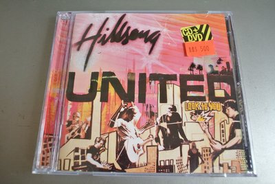 2CD~ UNITED LOOK TO YOU 宗教搖滾 ~ 2005 HILLSONG HMA-183