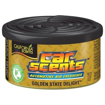 California Scents 加州淨香草 旋風芳香罐(不含蓋)-金色狂歡