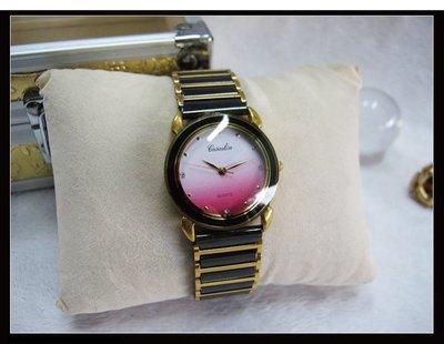 二手舖~ NO.56 高級時尚男用錶 老闆慶祝3周年原價3230元優惠價1支只賣800元 庫存全新品