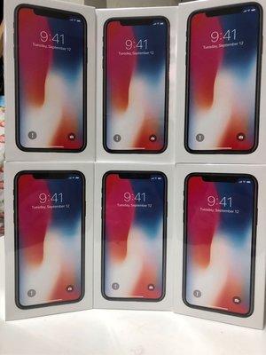 IPhone X 64/256GB 太空灰