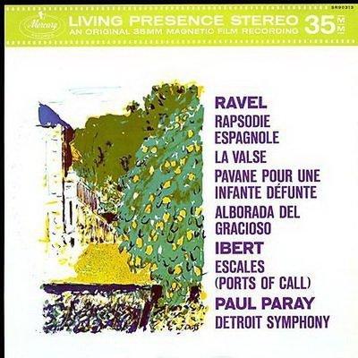 【黑膠唱片LP】拉威爾:西班牙狂想曲Ravel: Rapsodie Espagnole---4788317