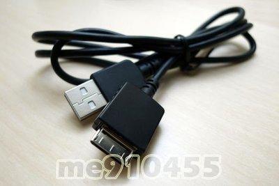 全新 Sony Walkman 隨身聽 MP3 MP4 WM-Port USB 傳輸充電線 S716 A805 NW, NWZ-E435F, NWZ-E453