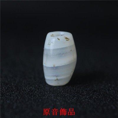 原音~100%包老西藏唐瑪瑙纏絲瑪瑙桶珠配珠藏傳老纏絲瑪瑙珠a301