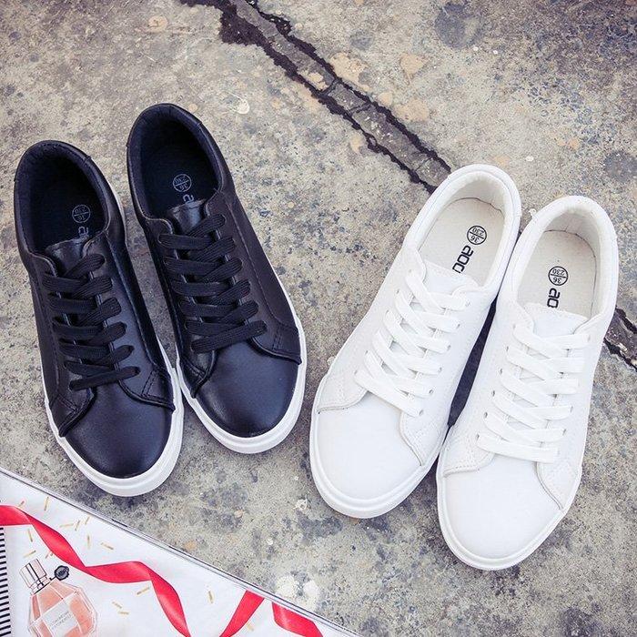 SAS 小白鞋 現貨 PU皮防潑水小白鞋 休閒鞋 懶人鞋 帆布鞋 姊妹鞋 團體 明星同款百搭實穿顯瘦【Y209】