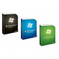 Microsoft Windows 7 Pro 32bit/64bit 正版序號
