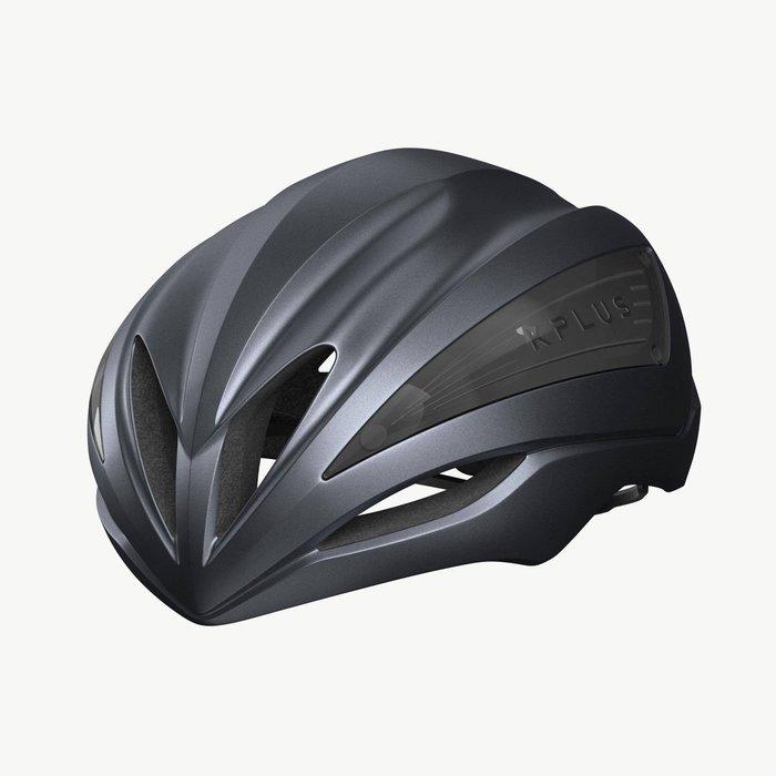 【三鐵共購】ULTRA S系列公路競速空力單車安全帽-灰