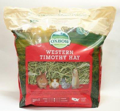 【優比寵物】美國 OXBOW【40oz】提摩西初割牧草 大包裝 ---促銷特惠價--全新包裝-