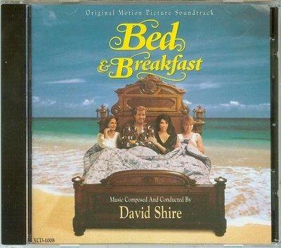 """""""玩命情人(Bed & Breakfast)""""- David Shire(01),美版"""