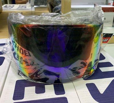 《鼎鴻》 SHOEI CWR-1 PINLOCK T`S電鍍片深墨、彩片、電鍍藍片 適用X-14、Z-7