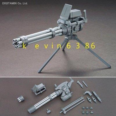 東京都-非00鋼彈-1/144 HGBC GLANT GATLING 巨型格林機砲(NO:023) 現貨