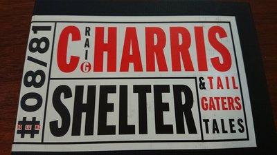 CRAIG HARRIS AND TAILGATERS TALES/Shelter WINTER&WINTER德國發燒爵士錄音廠絕版罕見盤JMT經典大師錄音系列