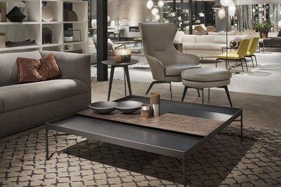 【品傢俱】近原裝 Lema Mansion│造型茶几 矮桌 和室桌│另有B&B,Poliform,Minotti