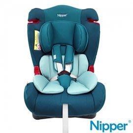 【魔法世界*下標前詢問有無現貨】Nipper 兒童汽車0-7歲安全座椅 藍【加贈矽膠隔熱吸盤手套組】