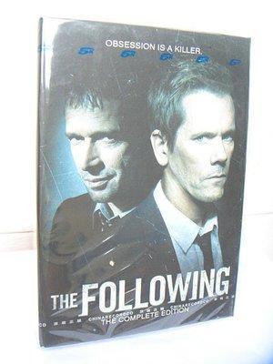 歐美劇《The Following 殺手之王-殺手信徒》第1-2季 DVD 全場任選買二送一優惠中喔!!