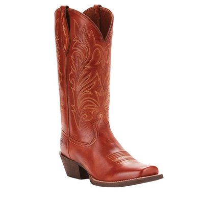 【幫你買】女靴 Ariat® Ladies Round Up Stockyards Naturally Rick Brown Boots 10025043