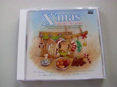 外國人真人教唱聖歌X MAS聖誕節專輯全新正版Jingle Bells Silent Night 日字櫃10