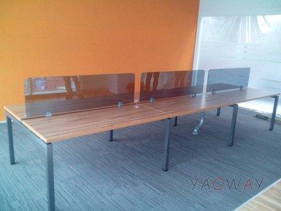 【耀偉】GAMMA系統工作站 (辦公桌/辦公屏風-規劃施工-拆組搬遷工程-組合隔間-水電網路)11