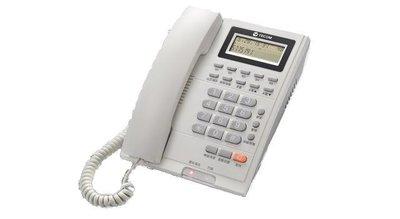 【胖胖秀OA】東訊TECOM AP-3303(AP3303)顯示型電話單機※含稅※