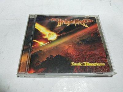 昀嫣音樂(CD52) Dragonforce / Sonic Firestorm