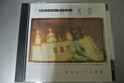 CD ~ DEVON NIKO 荒野之狼 SOLITUDE ~ 1995 DEVON NIKO DEPC-071