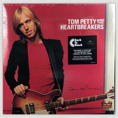 [英倫黑膠唱片Vinyl LP] 湯姆佩蒂與傷心人樂團/破壞Tom Petty / Damn The Torpedoes