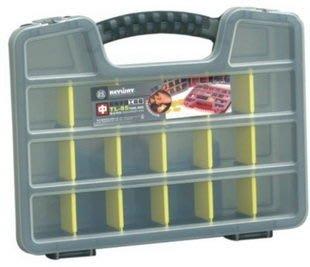 315百貨~樂高收納~TL85 TL-85 中哈佛手提工具箱 /收納箱 五金零件分類箱 工具盒 零件整理箱