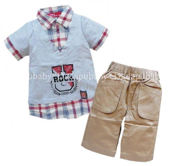 【達搭ㄅㄨˊ寶貝屋】歐美格子學院風套裝/禮服/ 畢業服 上衣+褲子 ↘249~~~最後1套