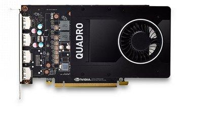 麗臺 LEADTEK NVIDIA Quadro P2000 專業繪圖卡