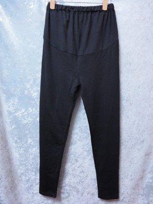 簡約無印彈性孕婦褲(內搭褲)~SIZE:F~99元起標