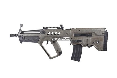【BCS武器空間】RAVEN CUIC007 TAR-21 ABS 電動槍 綠色-RECUIC007OD