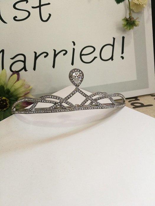 新娘飾品瑪姬主義- A0084精靈公主皇冠系列--新娘秘書新秘用品婚禮配飾專賣--