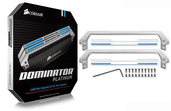 ㊣USA Gossip㊣ 海盜船 Corsair Dominator Platinum Light Bar 光吧 升級套件