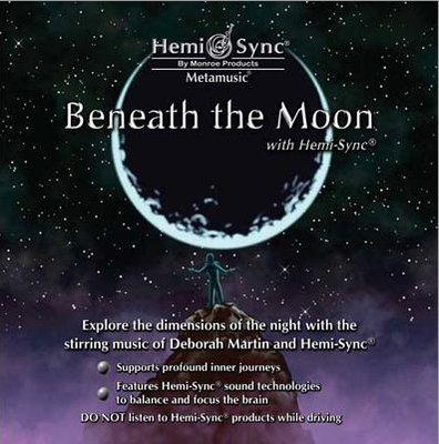 [心靈之音]美國孟羅Hemi-Sync雙腦同步系列「月下奧祕」Beneath the Moon-合法進口原裝新品