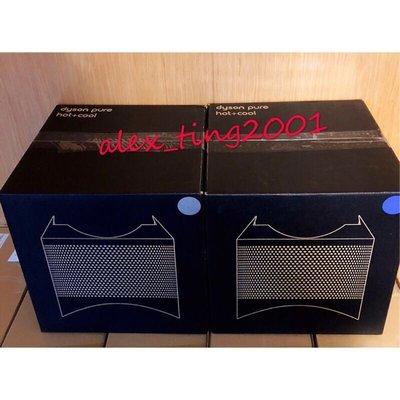 現貨 DYSON 原廠 全新盒裝 HP01 HP02 HP03 HP00  專用第一代 帶殼濾網