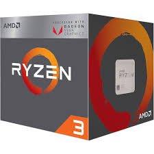 [電腦叢林資訊]-己拆封 AMD Ryzen R3-2200G 3.5GHz四核處理器-缺貨中 勿標