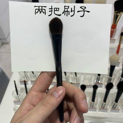 平價彩妝日本白鳳堂黑檀眼影刷 MLL H5635 灰鼠毛 大號化妝刷