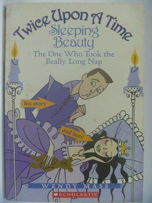 【月界二手書店】Sleeping Beaut_Wendy Mass_Scholastic 〖外文小說〗CBC