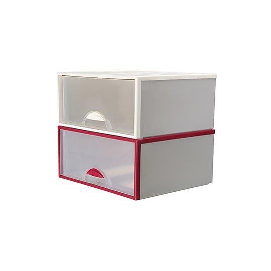 K0981 單層櫃大容量 35公升 收納箱 置物櫃 收納櫃 單抽屜整理箱 KEYWAY [金生活]