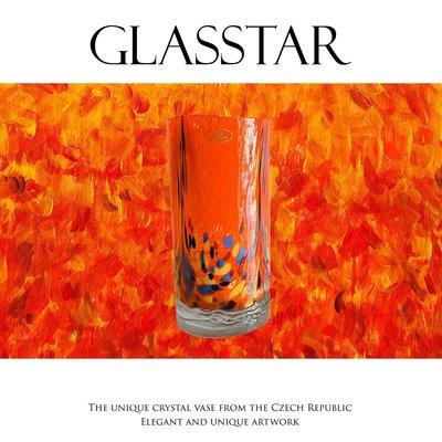 GLASSTAR 捷克手工花瓶(R2)