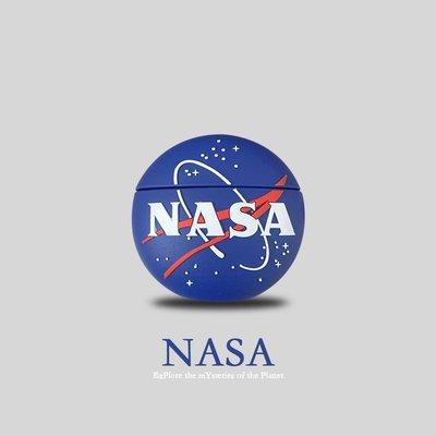 airpods保護套 NASA宇航員華為freebuds3代保護套創意無線藍牙藍牙耳機Pro硅膠套 耳機保護套 嘉義百貨
