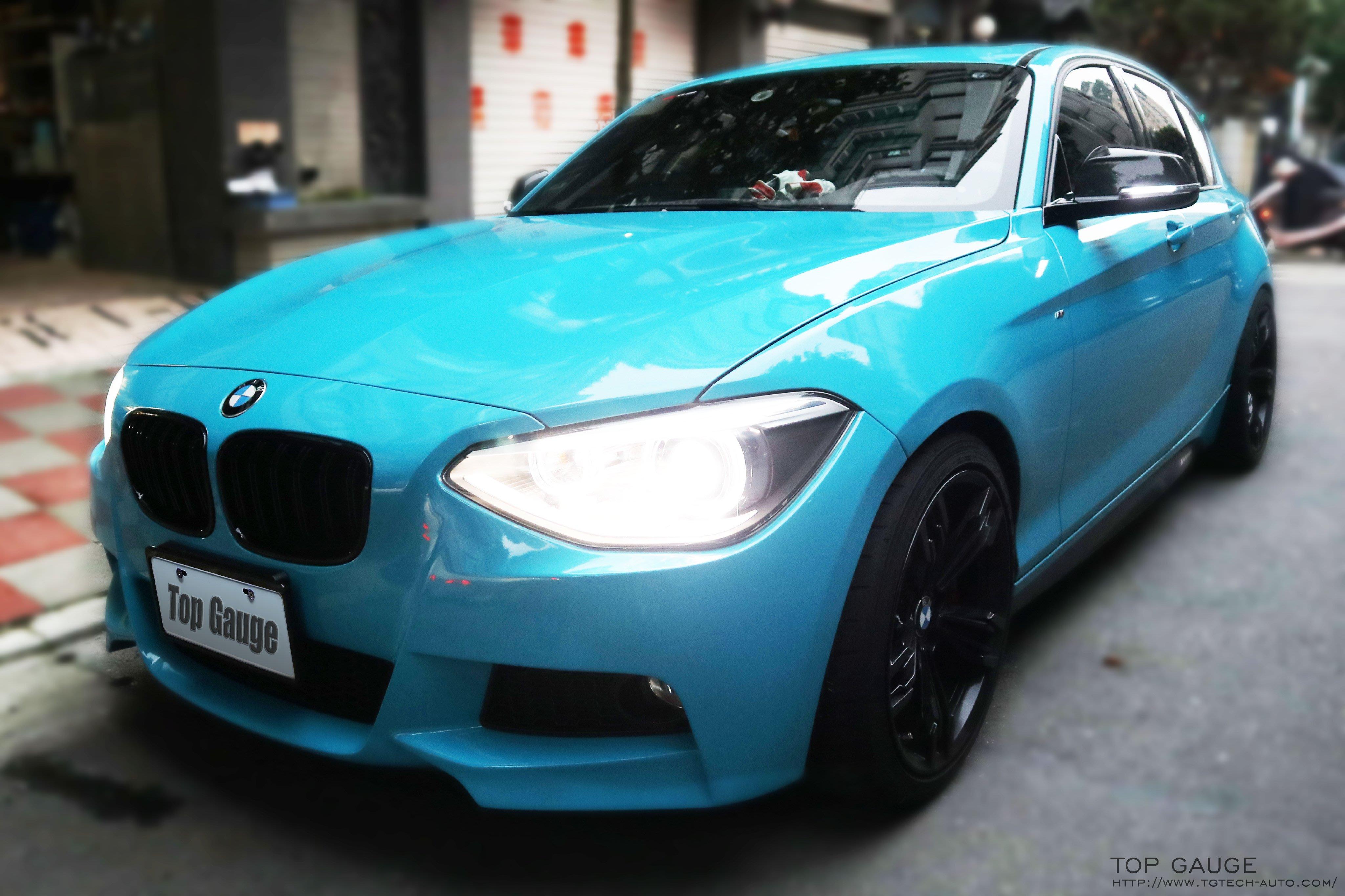 【精宇科技BMW F10 F20 F30 118 120 320 328 520 528 多功能二合一水溫電壓錶OBD2
