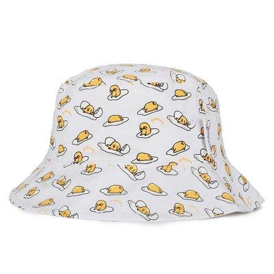 全新現貨  Adidas NeoAdidas愛迪達漁夫帽男女帽秋季新款蛋黃哥聯名運動帽GM0137