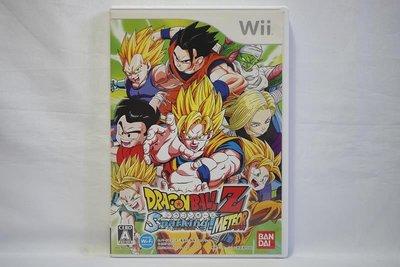 日版 Wii 七龍珠 Z Sparking! METEOR