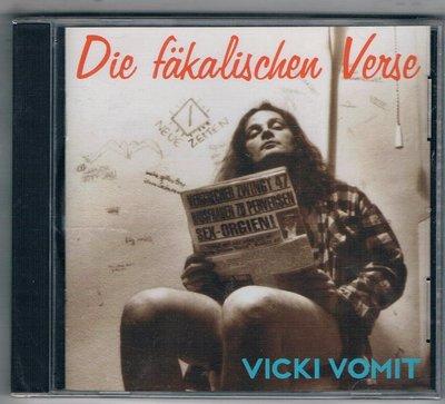 [鑫隆音樂]西洋CD-VICKI VOMIT / Dir fakalischen Verse {NZ0062} 全新