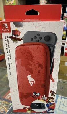 Switch NS 超級瑪利歐 奧德賽 主機包 收納包 保護包 含螢幕保貼 任天堂 原廠 全新品【士林遊戲頻道】