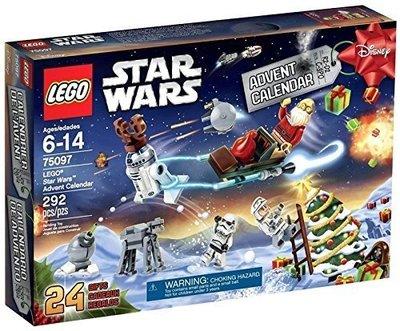 LEGO Star Wars #75097 ADVENT CALENDAR 星際大戰  戳戳樂 降臨曆 樂高 積木