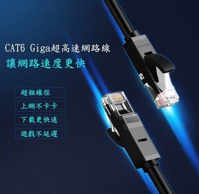 1米超高速Cat6網路線 Giga網路線 高品質網路線 1000Mbps高速網路線 極速網路線 1米超耐用網路線