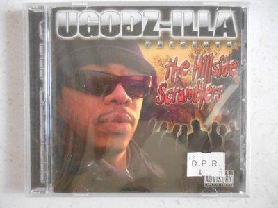 Ugodz-Illa - Ugodz-Illa Presents: The Hillside Scrambler進口美版