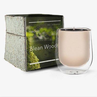 HAECKELS Blean Woods 香氛蠟燭 蠟燭 270g 英國代購