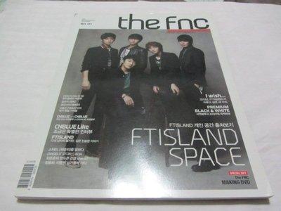 忻芯小棧    FTISLAND THE FNC   vol.1》 附DVD》 ISBN:8809270580425│